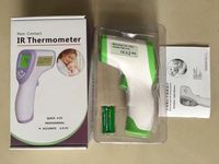 Non-contact Digital LCD Forehead Infrared Body Laser Gun IR Thermometer