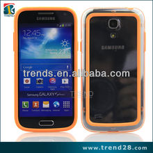 2tone color bumper case for samsung galaxy s4 mini case