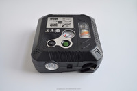 Hot selling Portable DC 12V Tire Inflator with repair fluid