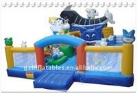 Qing Ling hot outdoor playground equipment