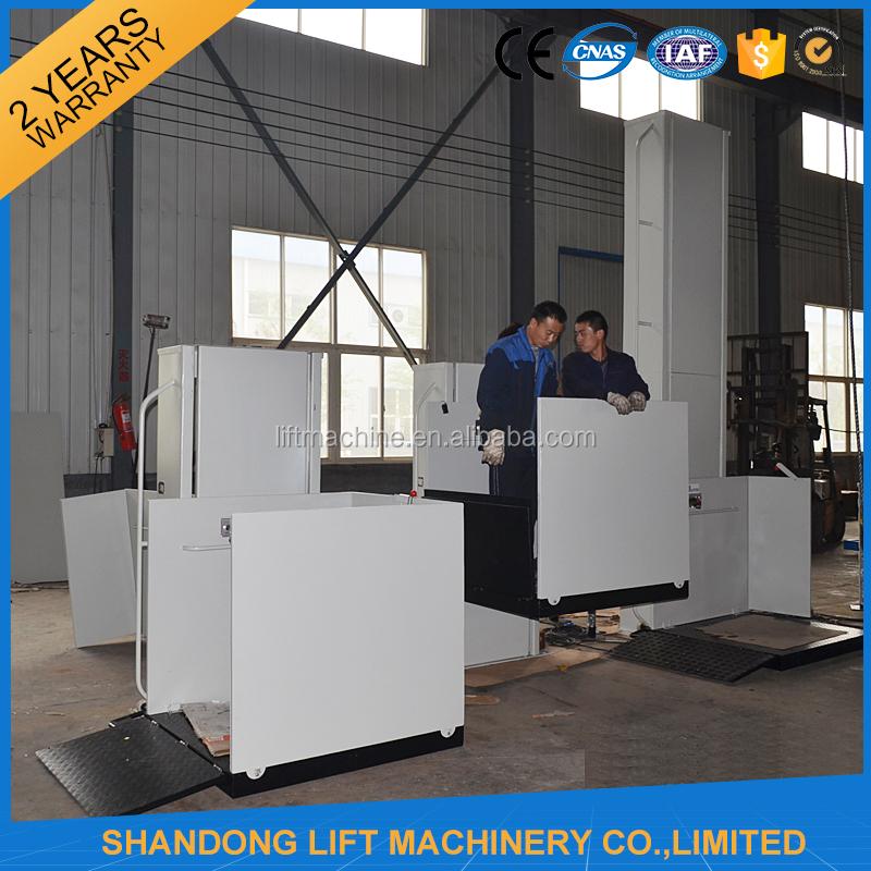 200kgs hydraulic indoor elevator 1 floor chair lift buy for Indoor elevator