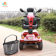 Rechargeable batteries 800w mobility scooter trike open type cargo tricycle