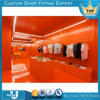 Global Famous Brands Clothing Store Display Furniture