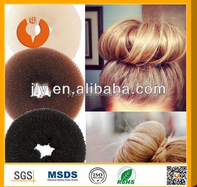 Popular Hair Accessories Twist/Hair Bun/Girls Hair Bows