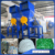 waste recycling machinery plastic recycling machine pet bottle recycling machine price