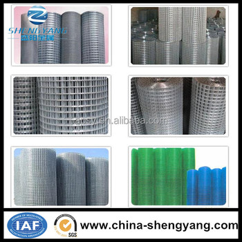 "Iron or stainless steel wire mesh1/2"" x 1/2"" 22 gauge Aviary Cage mesh chicken mesh"
