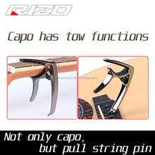 High quality Acoustic with Electric Guitar capo for Special steel spring Musical instrument accessories