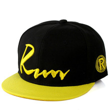 custom 3d embroidery plastic buckle team snapback cap hats