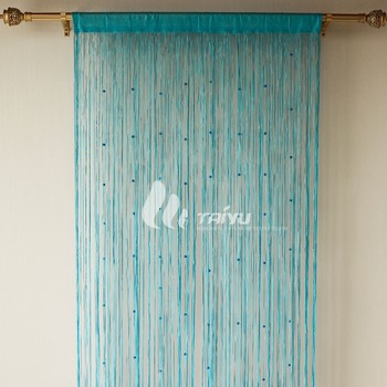 Luxury style simple curtain design for living room buy for Simple curtain styles
