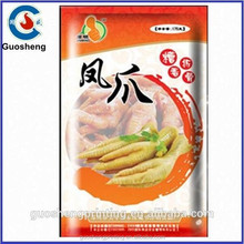 factory price ! automatic production frozen chicken feet packing bags made in china manufactyurer