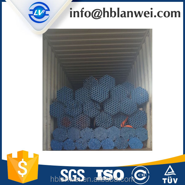 Prime New building construction materials Hot Dipped Galvanized steel pipe price per ton