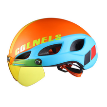 2017 Colnels two sunglasses road bicycle helmet L/M size german helmet [Free shipping Via Airmail]