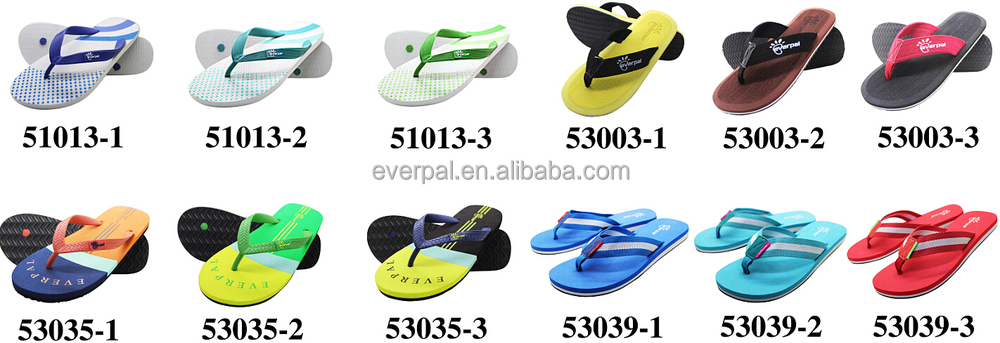 EVA Fashion Flip Flops Men Sandals