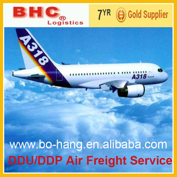 Air freight air rates agent in China