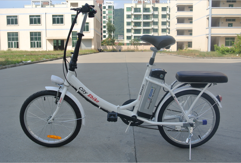 CE EN15194 folding bike electric For Europe market