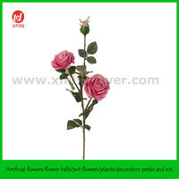 Artificial Rose Bush