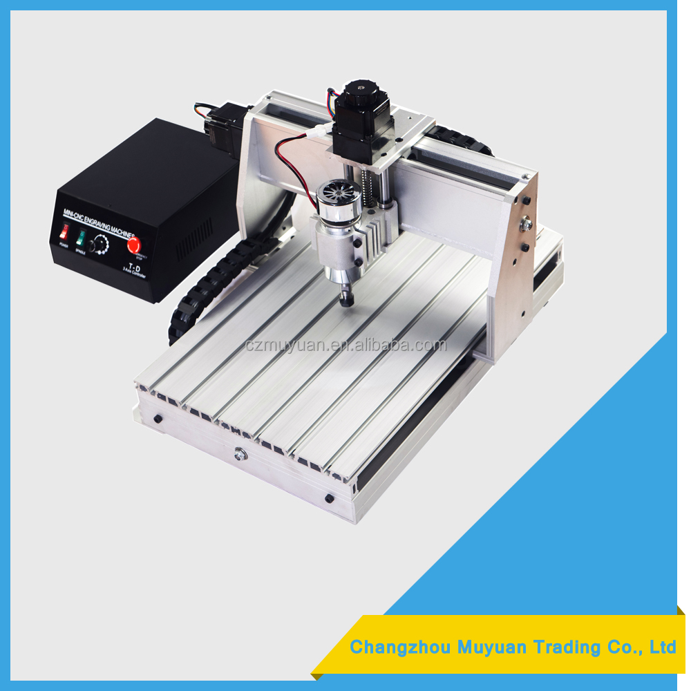 High quality machine grade used cnc wood carving machine 3 axis 300w 3040 wholesale online