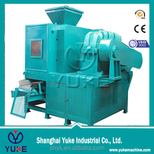 YUKE BBQ Factory price Environmental protection Best Selling coal fines briquette making equipment for sale