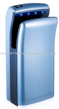 Automatic hand dryer, Jet dryer