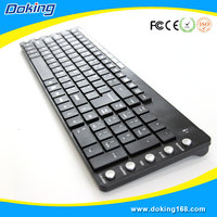 Mini ultra-slim universal wireless usb keyboard