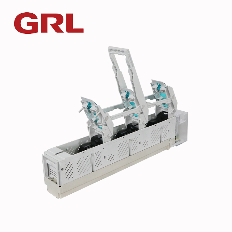 NH vertical fuse rail disconnector Isolating switch