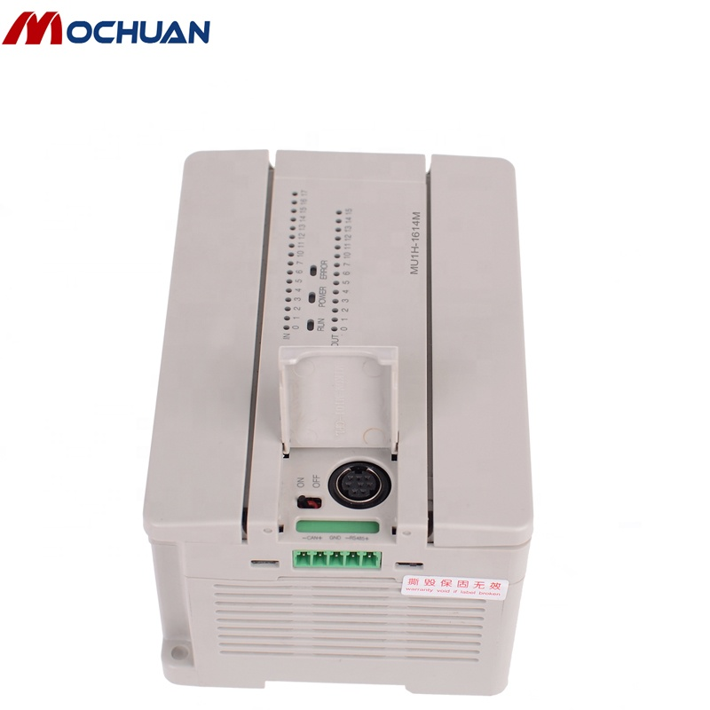 high speed low cost 64 I/O analog control industrial automation PLC, programmable logic <strong>controller</strong>