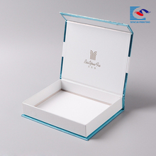 CMYK Highly Quality Custom Design Magnetic Cardboard Box Packaging For Garment