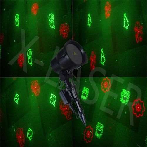 Laser Lights Outdoor Starry Projector Red And Green Blinking Christmas Light  Decoration For House Valentine Wedding Party   Buy Laser Christmas Lights  ...
