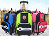 Large Capacity Polyester Bag Small Student Trolley Case Bag