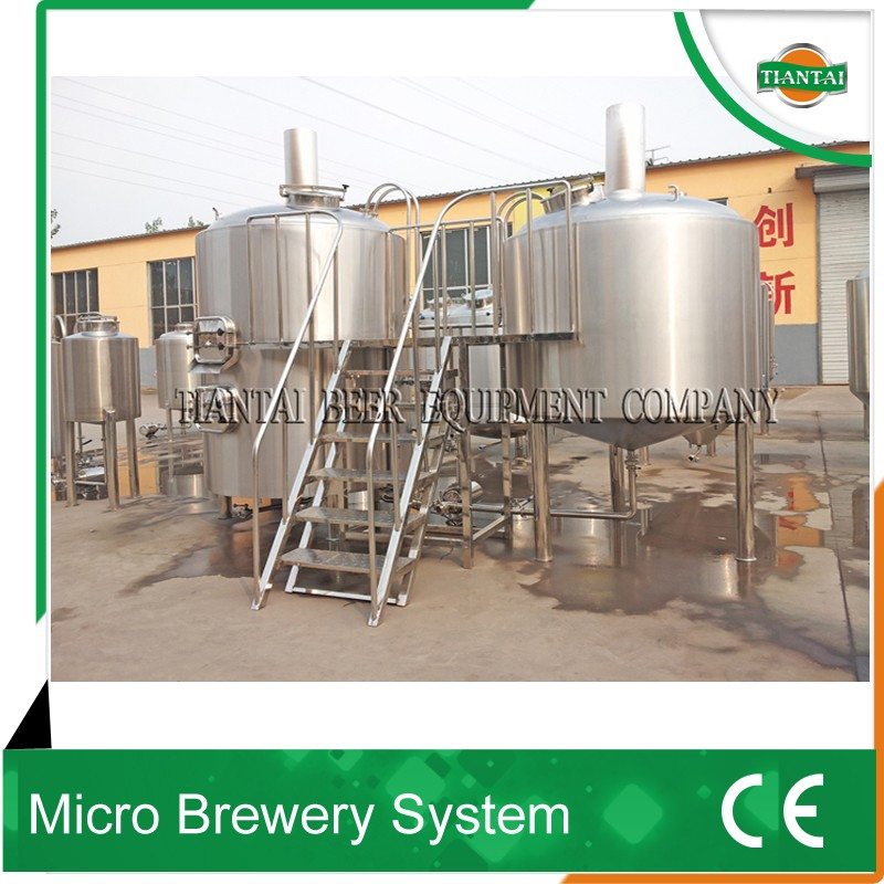 beer making equipment church brew house fermentation vessels