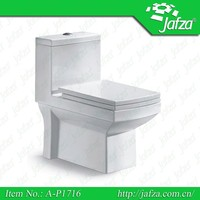 1716 Good sales one piece water closet
