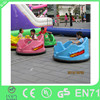Kids amusement park round Battery bumper car