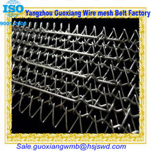 high quality annealing furnace stainless steel st conveyor belt