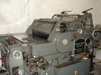 Used Heidelberg KORD offset printing machine
