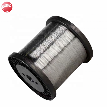 Professional factory supply Dia 0.13mm 410/430 material stainless steel wire