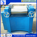 Chinese supplier sales 11 KW cheap lithographic printing ink three roll mill