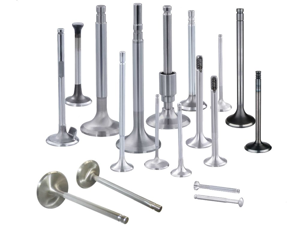 engine valve engine spare parts used for mitsubishi canter truck