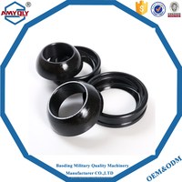 GE ..ES 2RS Series Rod End Bearing with high abrasion resistance