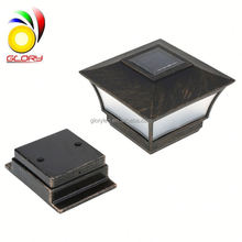Hottest classic low price solar lighting tiles for garden