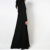 Fashion Design black islamic abaya Dubai Jalabiya Dresses for Women with applique2868