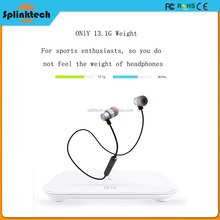 Sport Neckband Hands-free Bluetooth Headset for Apple iPhone,Wireless Stereo Earphone with Mic for PC Laptop