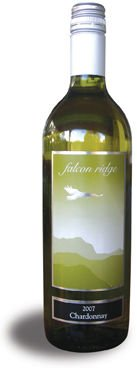 Falcon Ridge Chardonnay 2009 Australian Medium Dry White Wine