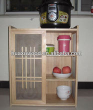 Solid wood kitchen furniture sideboard