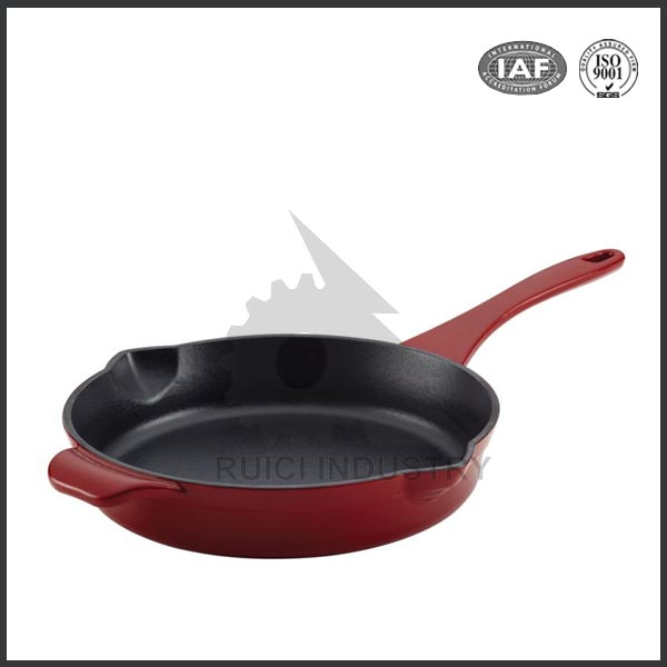 China manufacturer quality casting iron cookware