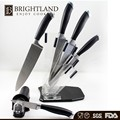 Beautiful chef knife professional kitchen knife set