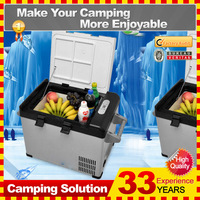 dc 12v portable compressor fridge freezer refrigerator