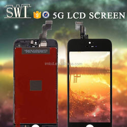 Good quality for iphone 5 5g lcd digitizer with more popular