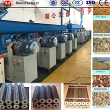 Highest performance wood charcoal making machine/charcoal briquette extruder machine for industrial charcoal