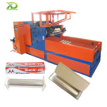 Fully Automatic High Speed Kitchen Aluminium Foil Roll Rewinding Machine