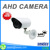 "1/4"" CMOS 800TVL IP66 AHD Analog Camera"